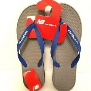 NWT New Balance Mens Pro Thong Sandals Size 13